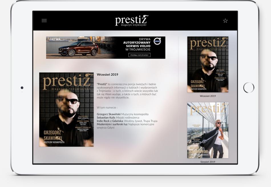 App Kiosk - Prestiż