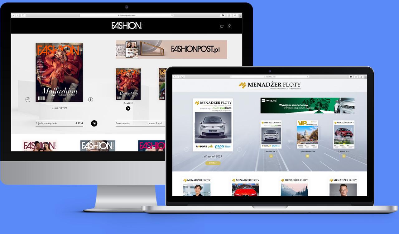 Web Kiosk - Publish your magazines