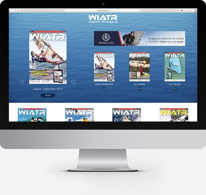 Web Kiosk - Wiatr