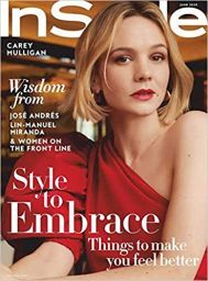 In Style Magazine Cover