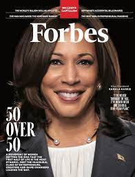 The Forbes Magazine Cover
