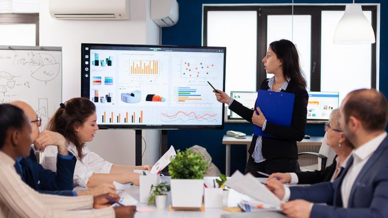 How to Create an Effective Business Presentation?