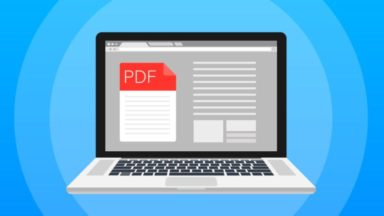 How to Embed a PDF in HTML?