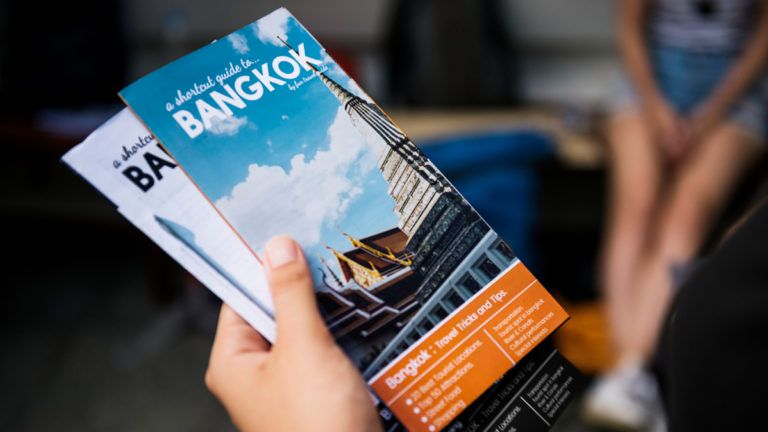 Tips For Creating the Perfect Travel Brochure