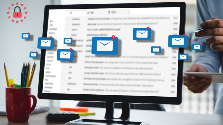 How to send documents securely over the internet?